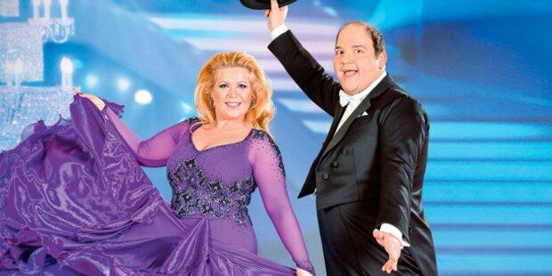Dancing Stars: Tanzshow als Fitness-Camp