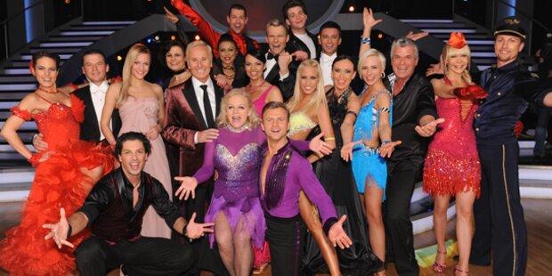 Dancing Stars tanzen Slowfox & Paso doble