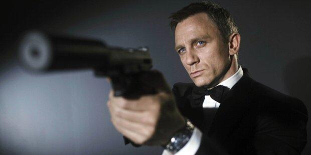 Daniel Craig casht 40. Millionen Euro