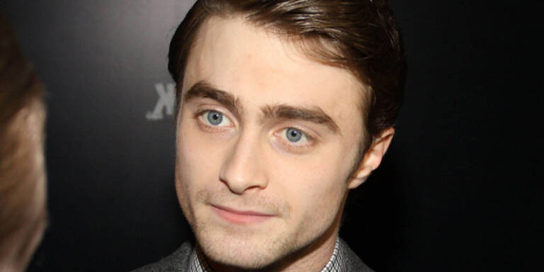 Daniel Radcliffe läuft bald auf und davon
