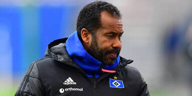 HSV-Coach Daniel Thioune