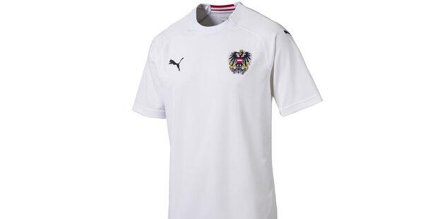 Neue Wäsch für ÖFB-Kicker