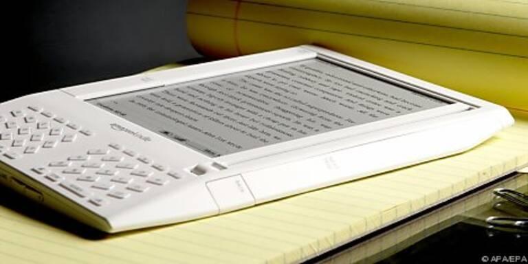 "Das E-Book-Lesegerät ""Kindle"""