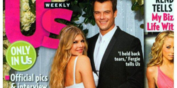 Fergie & Josh Duhamel: So schön war ihre Hochzeit