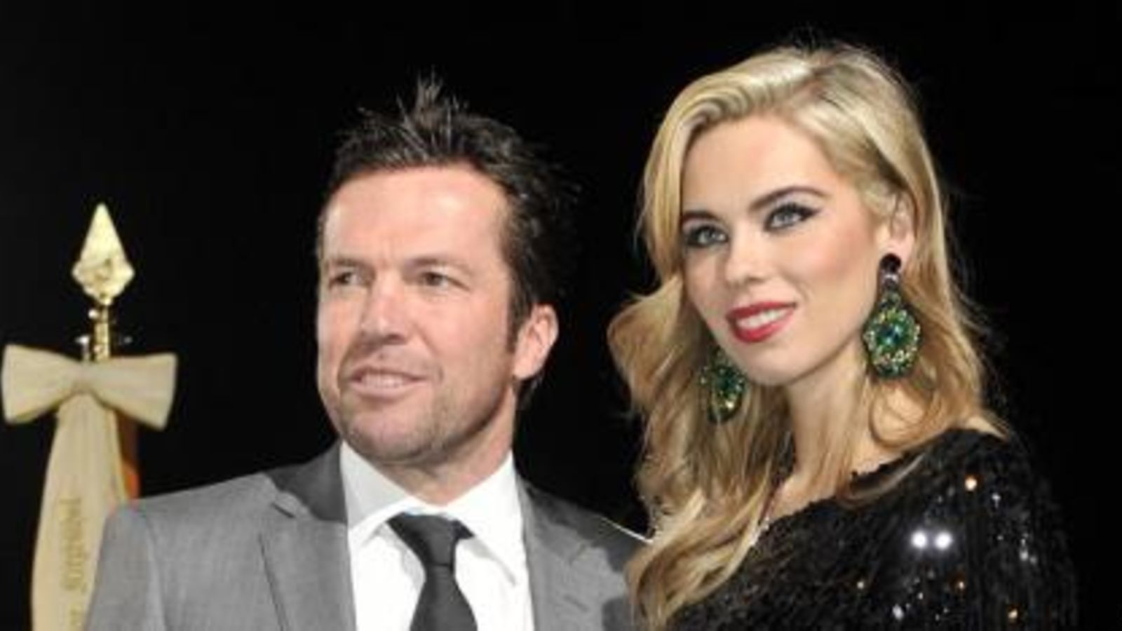 Lothar und Liliana Matthäus wollen um Ehe kämpfen