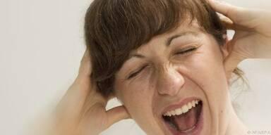 Das lästige Ohrenpfeifen verschwindet meist wieder