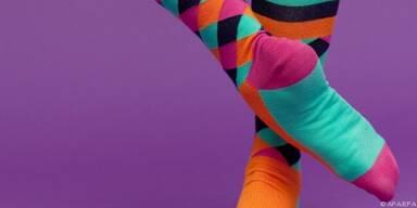 Das neue Socken-Styling