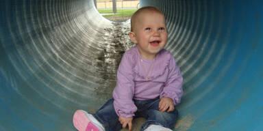 Das süßeste Baby Österreichs - Leonie