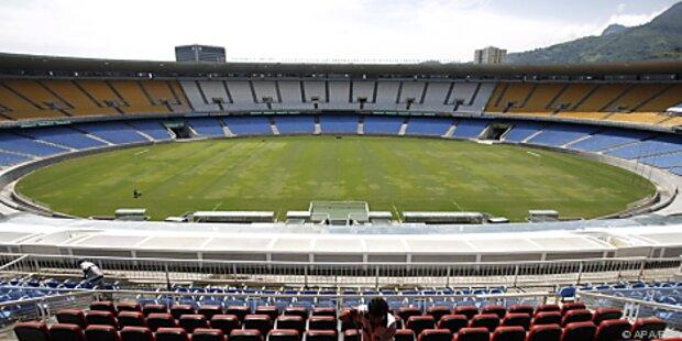 WM-Uhr tickt in Brasilien -