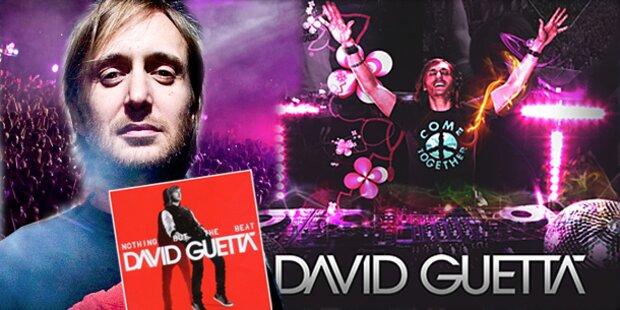 David Guetta rockt im Kino