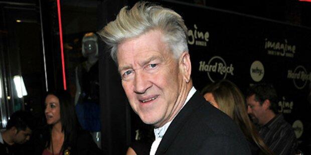 Kult-Regisseur Lynch nun auch Popsänger