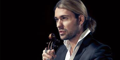David Garrett im Konzerthaus