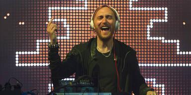 30.000 Fans bei David Guetta