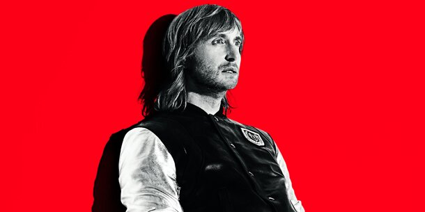 David Guetta live - Open Air