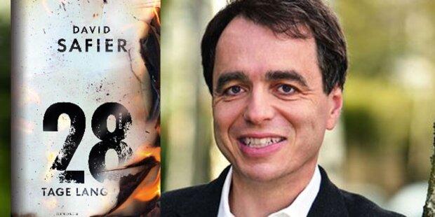 David Safier brachte neues Buch nach Wien