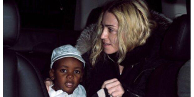 Madonnas Adoptionspläne zerschlagen