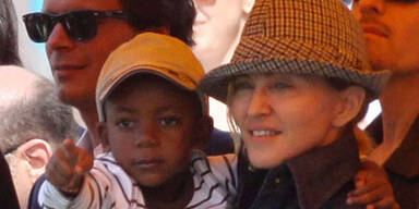 David Banda & Madonna
