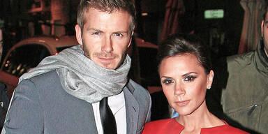 David Beckham bekommt zwei Ferkel