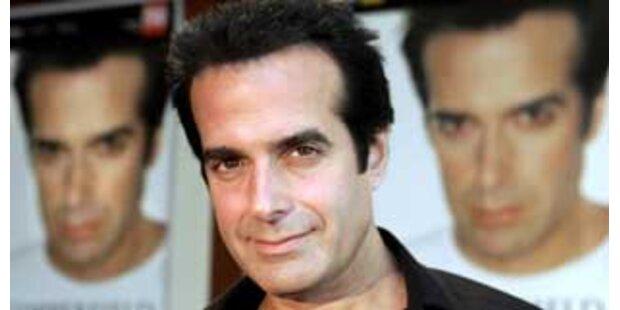 Copperfield droht Millionenklage nach Tour-Absage