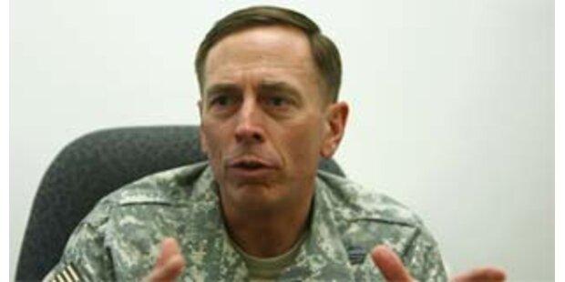 US-Militärführung gegen schnellen Abzug aus Irak