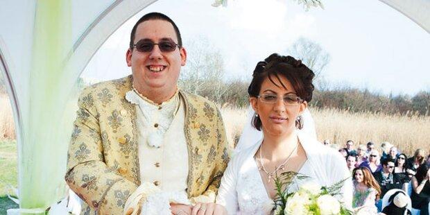 Traum-Hochzeit beim Finale
