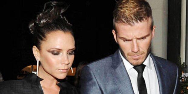 Die Beckhams feuern 14 Angestellte