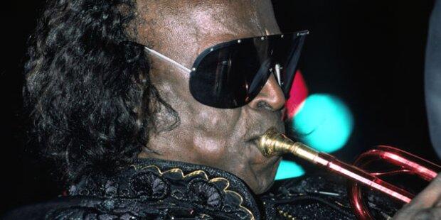 Konzert von Miles Davis bald auf CD