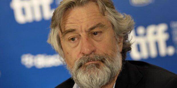 Robert De Niro beendet bald Karriere