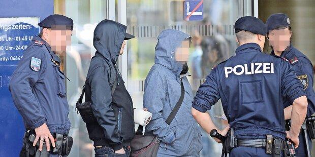 Wieder Asylwerber-Attacke auf Polizisten