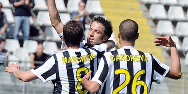 Juventus stoppte Talfahrt durch Sieg über Atalanta