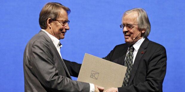 60. Büchner-Preis geht an FC Delius
