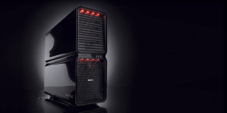 Gamer-PC mit Weltraum-Technik