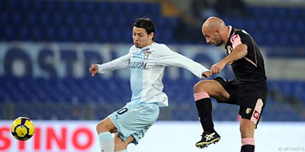 Ärger für Lazio-Spieler Zarate wegen Fascho-Gruß