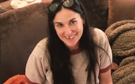 Demi Moore verlor durch Stress zwei Zähne