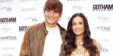 Demi Moore will jung bleiben: Für Ashton Kutcher