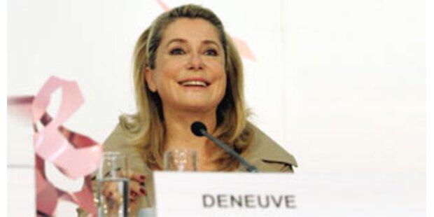 Catherine Deneuve im ÖSTERREICH-Talk
