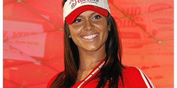 Denisa Onila könnte Miss EM 2008 werden