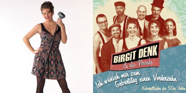 Birgit Denk stellt neue CD