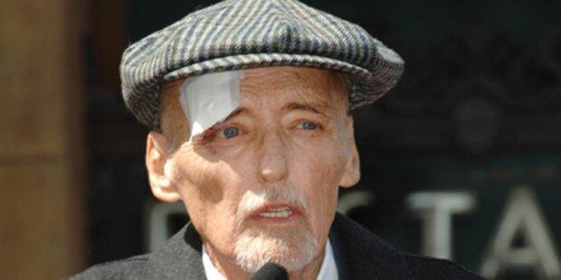 Hopper: Wollte seine Frau ihn umbringen?
