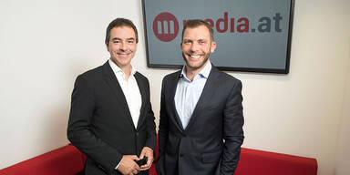 Neuer Boss für Agentur-Gruppe media.at