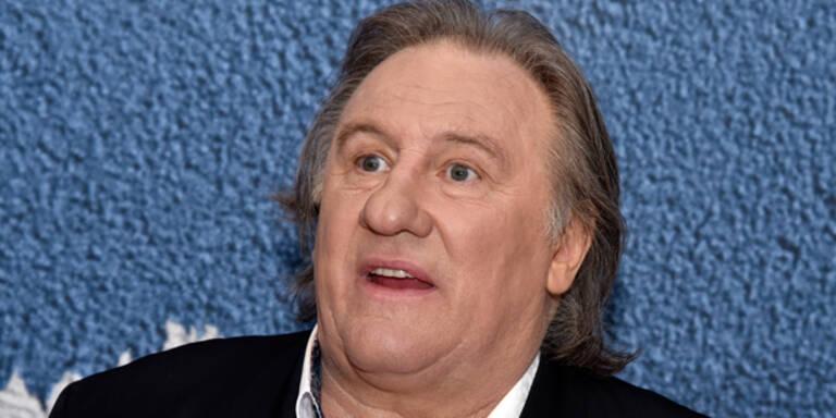 Vergewaltigungs-Vorwürfe gegen Gerard Depardieu
