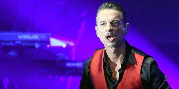 Depeche Mode stürmen Charts