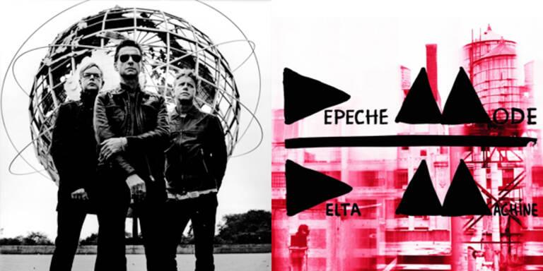 Depeche Mode neues Album ist online