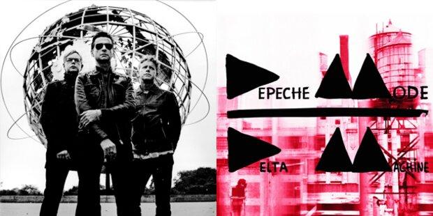 Depeche Mode kommen 2014 nach Wien