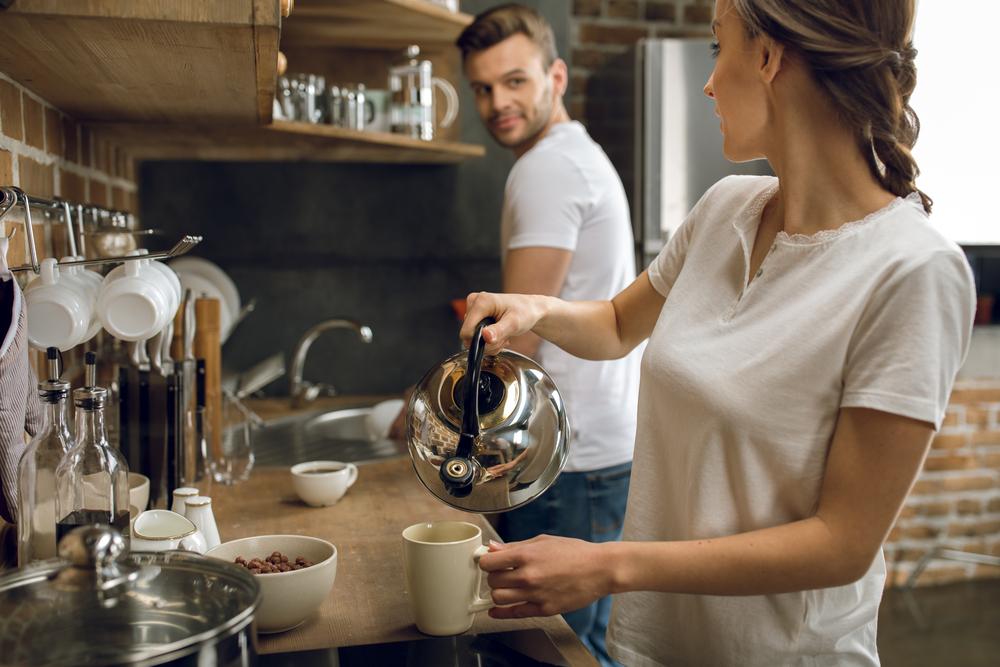 Pärchen Küche Kaffee - adv. - XXXLutz