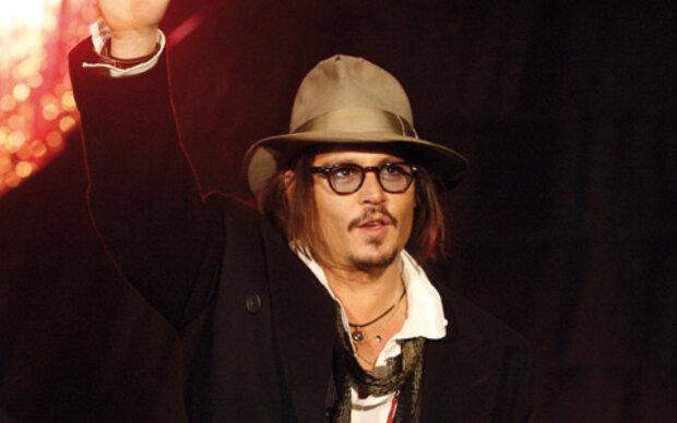 Johnny Depp ist eine Stil-Ikone