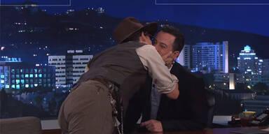Johnny Depp und Jimmy Kimml