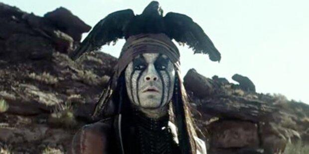 Goldene Himbeere: Johnny Depp nominiert