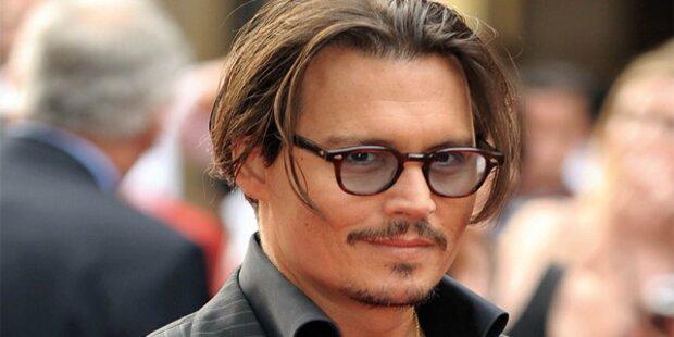 Johnny Depp wird zum Vampir
