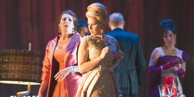 Ovationen für Festspiel-Oper
